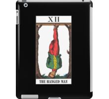 Hanged Man Tarot iPad Case/Skin