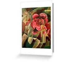 Champagne, Roses and Chocolate Greeting Card