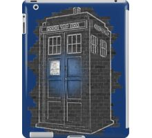 Help Me, Doctor! iPad Case/Skin