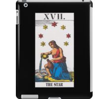 The Star Tarot iPad Case/Skin