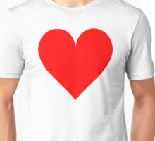 HEART OF QUEEN'S Unisex T-Shirt