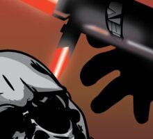 Sith 'em all - Star Wars/Metallica mashup tshirt Sticker