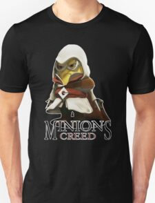 Funny Minions Creed T-Shirt
