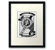 Forever Liberated Framed Print