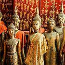 The Buddha Family by Nicole Shea