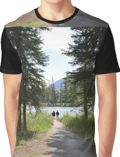 Path to the River Graphic T-Shirt