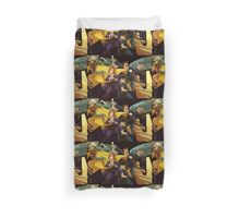 Superwholock Duvet Cover