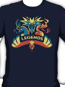 LEGENDS - Gold T-Shirt