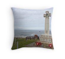 Dunbar War Memorial Throw Pillow