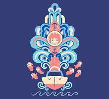 Ponyo Deco Unisex T-Shirt