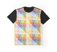 Watercolour Mixing Mega Chart Graphic T-Shirt