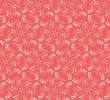 Peach Pattern by designzbyjamz