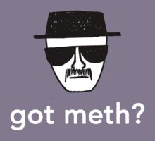 got meth? heisenberg sketch. by JcDesign