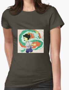 Haku Womens Fitted T-Shirt