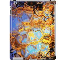golden reflection iPad Case/Skin