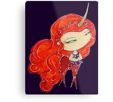 unicorn!lydia Metal Print