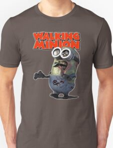 Funny The Walking Minion T-Shirt