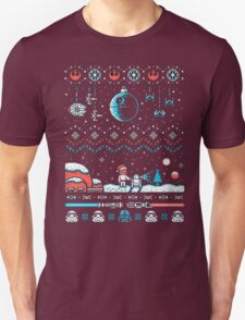 Festive Star Wars sweater - and celebrate Christmas – Ugly Christmas Sweatshirt T-Shirt