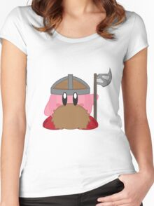Kirbli Women's Fitted Scoop T-Shirt
