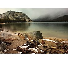 Tenaya Lake Yosemite Photographic Print