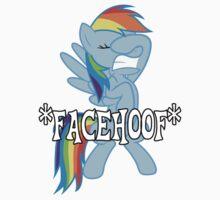 Rainbow Dash *Facehoof* by Pegasi Designs