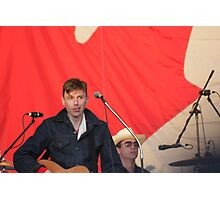 Joel Plaskett Photographic Print
