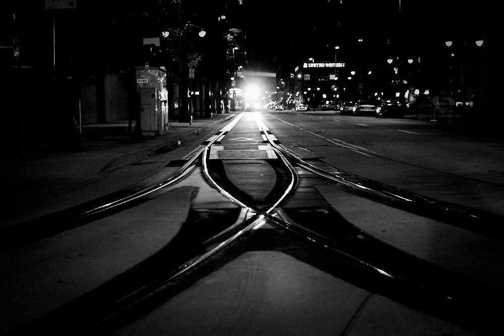 Night Train by Armando Martinez