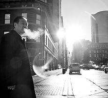 17th Street Light by Armando Martinez