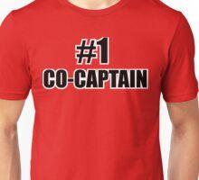 #1 Co-captain Unisex T-Shirt