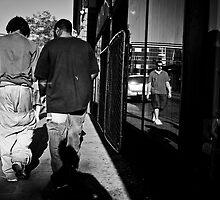 Walking Colfax by Armando Martinez