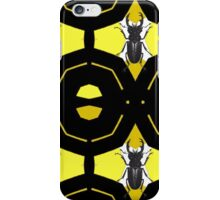 Bugs in spaces. iPhone Case/Skin