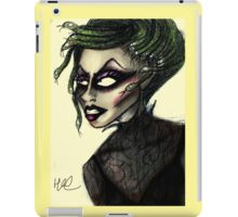 Yara Sofia as Medusa iPad Case/Skin