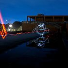Stimulated Emission by Justin Mair