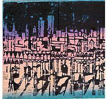 CITY Photographic Print