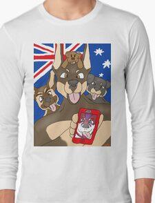 "Not so ""sirius"" pups Long Sleeve T-Shirt"