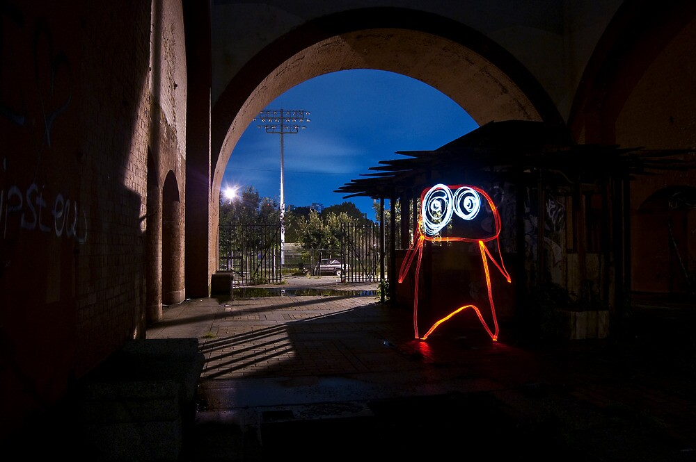 Light Creatures of Brooklyn by Justin Mair