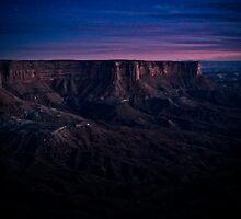 Twlight on Canyonlands by Armando Martinez