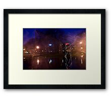 Ultraviolet Catastrophe Framed Print