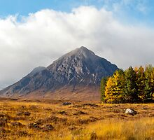 Buachaille Etive Mor by M.S. Photography/Art