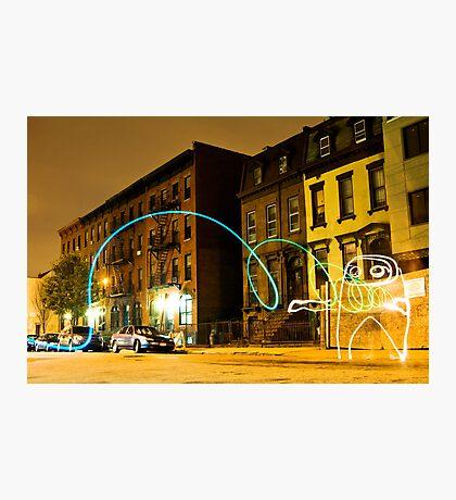 Recompression Shock Photographic Print