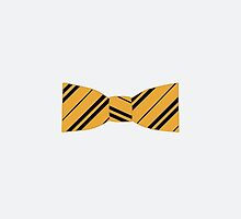 hufflepuff bow tie by remedies