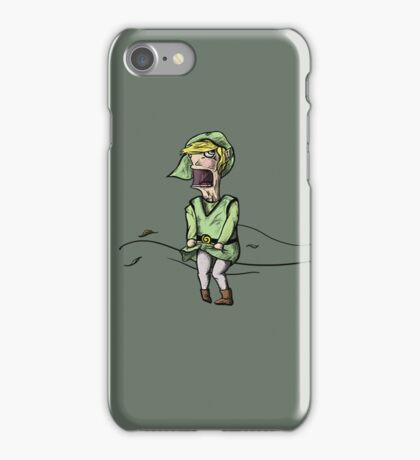 Link Monroe iPhone Case/Skin