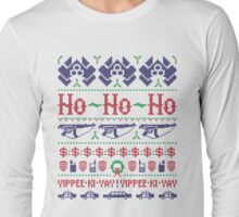 McClane Christmas Sweater Long Sleeve T-Shirt