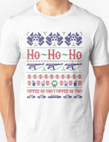 McClane Christmas Sweater Unisex T-Shirt