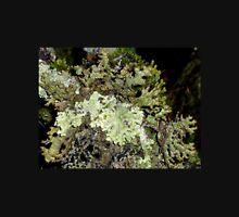 Green Forest Lichen, Cradle Mountain, Tasmania, Australia. Unisex T-Shirt