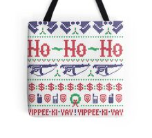 McClane Christmas Sweater Tote Bag
