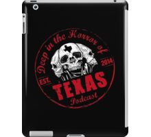 The Horror Stamp of Approval iPad Case/Skin