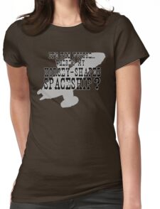 Fire Fly To Me! Womens Fitted T-Shirt