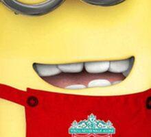 LIVERPOOL MINIONS Movie Despicable Me Football Funny Sticker