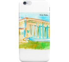 Union Station in Kansas City iPhone Case/Skin